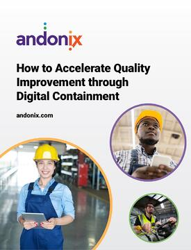 How To Accelerate Quality Improvement Through Digital Containment