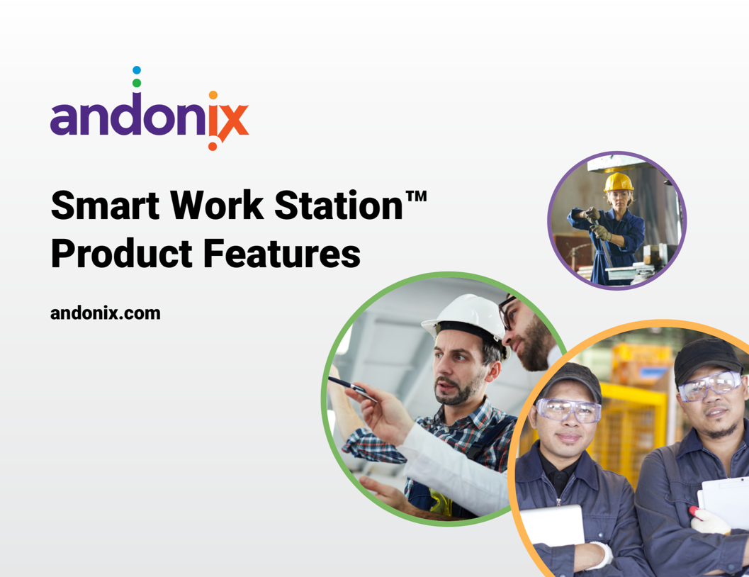 Smark Work Station Features