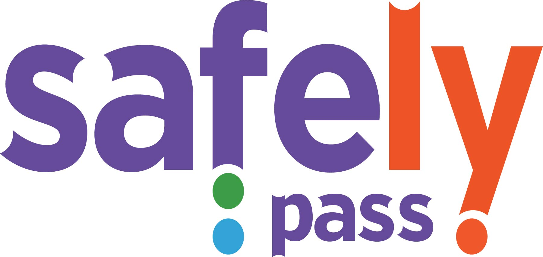 logo safely pass